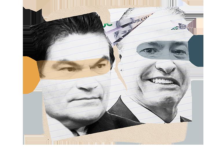 En los tiempos de Mario López Valdez y Quirino Ordaz Coppel